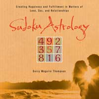 Soduku Astrology by Gerry Thompson
