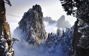 Chinese.mountain.winter