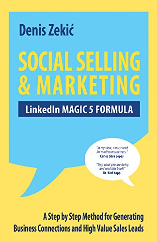 Gerry Maguire Thompson edited 'Social Selling and Marketing'