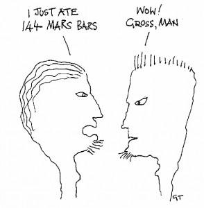 cartoon by Gerry Thompson